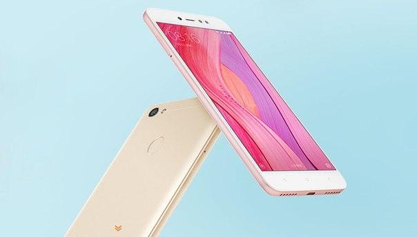 Xiaomi Redmi Note 5A - представлен в двух версиях